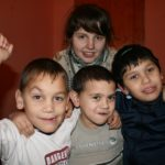 Kinder in Felnac