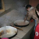 Kochen in Felnac