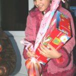 Kind in Arad